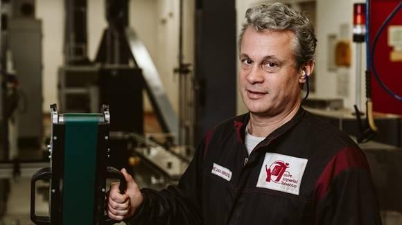 'Met onze Warmte Koude Opslag installatie koelen wij op een duurzame wijze onze verpakkerij.'